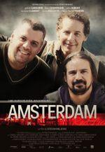 Affiche Amsterdam