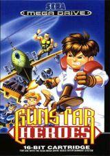 Jaquette Gunstar Heroes