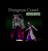 Jaquette Dungeon Crawl Stone Soup