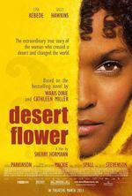 Affiche Fleur du désert