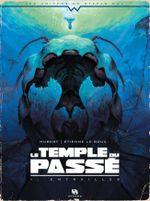 Couverture Entrailles - Le Temple du passé, tome 1