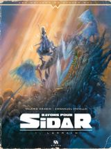 Couverture Lorrain - Rayons pour Sidar, tome 1