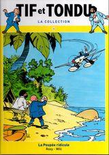 Couverture La Poupée ridicule - Tif et Tondu (La Collection), tome 11