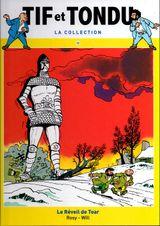 Couverture Le Réveil de Toar - Tif et Tondu (La Collection), tome 12