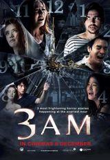 Affiche 3 A.M. 3D