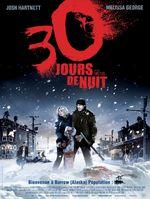 Affiche 30 jours de nuit