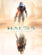Jaquette Halo 5 : Guardians