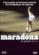 Affiche Maradona, un gamin en or