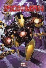 Couverture Croire - Iron Man (2013), tome 1
