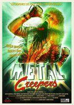 Affiche Métal Creepers