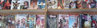 Cover Les meilleurs comics fantastiques