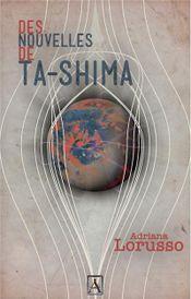 Couverture Des nouvelles de Ta-shima