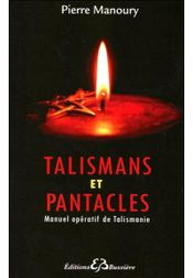 Couverture Talismans et pantacles