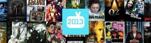 Cover Les meilleures séries de 2013