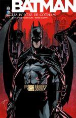 Couverture Batman Les Portes de Gotham
