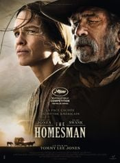 Affiche The Homesman