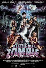 Affiche A Little Bit Zombie