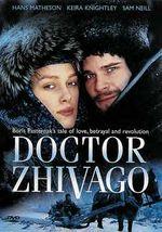 Affiche Docteur Jivago