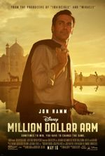 Affiche Million Dollar Arm