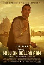 Affiche Un lancer à un million de dollars