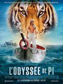 Affiche L'Odyssée de Pi