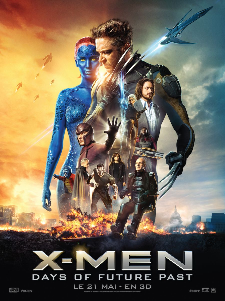 X-Men : Days of Future Past - Film (2014) - SensCritique