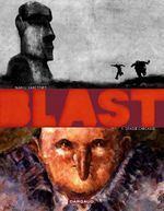 Couverture Grasse Carcasse - Blast, tome 1