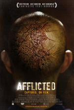 Affiche Afflicted