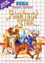 Jaquette Phantasy Star