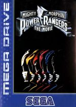 Jaquette Mighty Morphin Power Rangers : The Movie