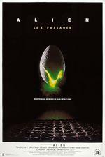 Affiche Alien : Le Huitième passager