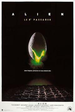 Affiche Alien : Le 8ème Passager