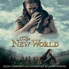 Pochette The New World (OST)