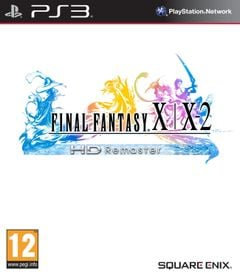 Jaquette Final Fantasy X / X-2 HD