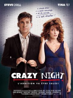 Affiche Crazy Night