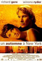 Affiche Un automne à New York