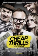 Affiche Cheap Thrills