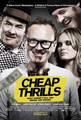 Affiche Cheap Thrills