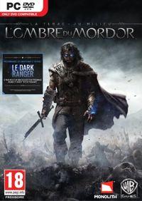 Jaquette La Terre du Milieu : L'Ombre du Mordor