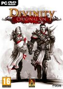 Jaquette Divinity : Original Sin