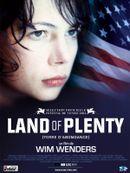 Affiche Land of Plenty, terre d'abondance