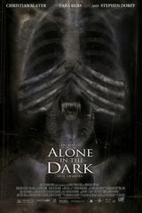 Affiche Alone in the Dark