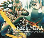 Pochette .hack//G.U. GAME MUSIC OST 2 (OST)