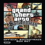 Pochette Grand Theft Auto: San Andreas Official Soundtrack — Box Set (OST)