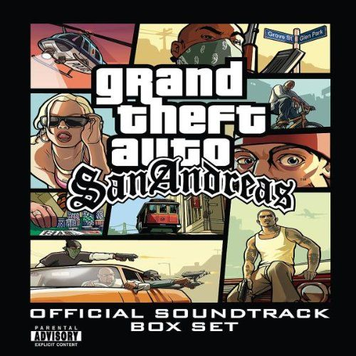 how to play own music in gta san andreas