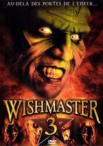 Affiche Wishmaster 3 : Au-delà des portes de l'enfer