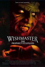 Affiche Wishmaster 4