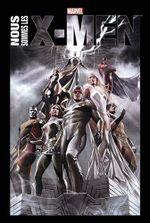 Couverture Marvel Anthologie : Nous Sommes Les X-Men