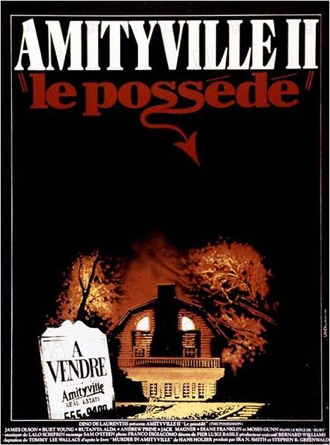 Amityville 2 le poss d film 1982 senscritique for Amityville la maison du diable bande annonce
