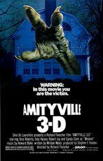 Affiche Amityville 3